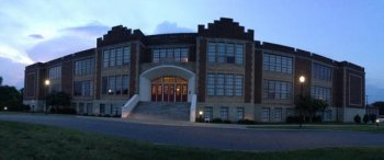 Kelly Payne on Twitter: Old Hopewell High School #Hopewell
