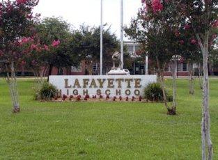 Lafayette High School (Louisiana) - Wikipedia