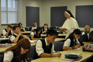 Saint John Paul the Great Catholic High School Profile | Dumfries